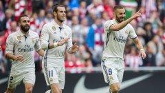 Цяло лято се говореше за трансферната революция на Зидан, но в първия официален мач за сезона Реал Мадрид излезе в до болка познат вид. Бензема е твърд титуляр, отписваният Бейл също игра от първата минута, а Карвахал несъмнено щеше да е на десния бек, ако не беше наказан