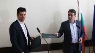 Двамата бивши министри споделят, че са отворени на разговори и с ГЕРБ и ДПС, стига да покрият принципите им