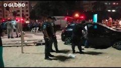Според властите не се говори за терористично нападение