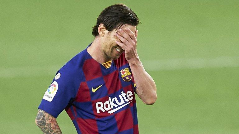 """""""Барселона рискува да се превърне в Юнайтед или Милан"""""""