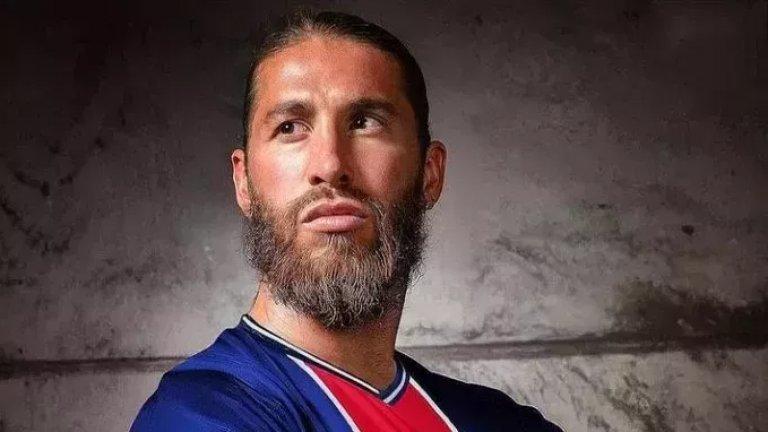 Официално: Серхио Рамос е играч на ПСЖ