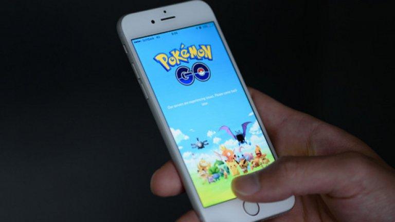Pokemon Go e първият пробив на Nintendo в света на добавената реалност