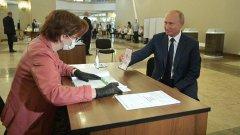 """Руската опозиция разкритикува остро резултатите от референдума, като отбеляза, че Путин иска да стане """"президент до живот"""""""