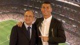 Нов запис на Флорентино: Кристиано е идиот. Двамата с Моуриньо ги мразят всички