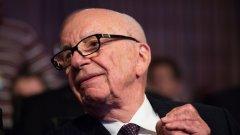 83-годишният Рупърт Мърдок, който заедно със семейството си е начело на огромна медийна империя, не спира с апетитите си в сферата