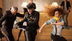 Специална техника бе доставена от Германия за снимките на новия рекламен клип на Загорка Ретро