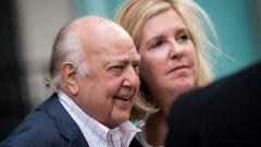 Създателят на Fox News Роджър Ейлс почина