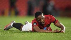 След кошмар в 96-ата минута, Юнайтед пропусна да излезе на трето място