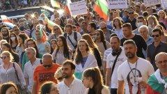 6% от анкетираните твърдят, че вече са ходили на протест срещу правителството. Съществена част от заявилите, че участват в протести, са млади хора
