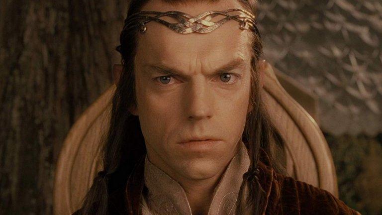 Освен самия Саурон, възможно е в новия сериал да видим и друго познато лице - елфът Елронд (изигран във филма от Хюго Уивинг). Повечето от останалите персонажи от трилогиите обаче все още не са родени.