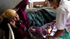 """""""Това бебе се роди като знак за надежда и втори живот за цялото ни семейство"""", уверена е Долма"""