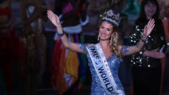 Испания за първи път печели титлата Мис Свят