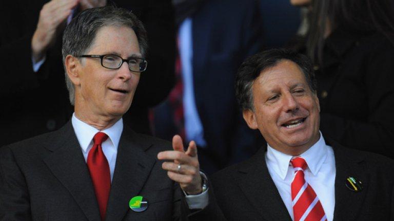 """Новите собственици на Ливърпул предупредиха, че тима може да напусне """"Анфийлд"""""""