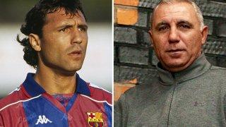 Къде са и как изглеждат сега звездите на Барселона от 90-те