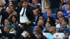 Конте ще търси още един футболист, който може да изпълнява ролята на халф-бек.