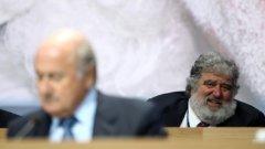 Чък Блейзър бе в основата на корупционния скандал във ФИФА - неговите доноси доведоха до масови арести в централата през 2015-а.