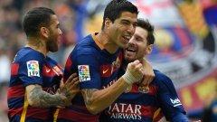 Барселона е на една победа от титлата в Испания