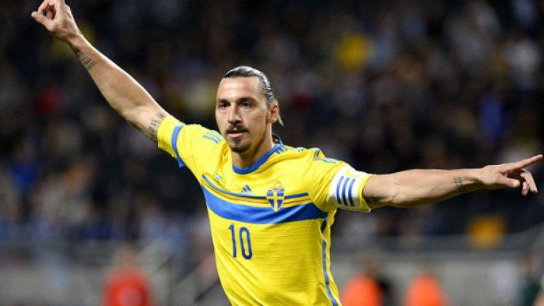 Златан Ибрахимович също почти бе привлечен от Арсен Венгер през 2000 г. за 3 млн. паунда, но направи грешката да накара шведа първо да премине проби.