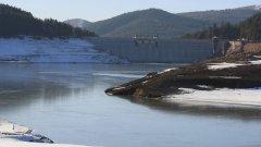 """През следващата седмица ще започнат и тестовете за водната връзка с язовир """"Белмекен"""""""