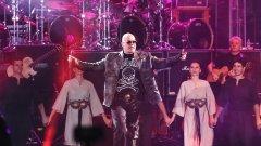 """Трифонов и """"Ку-ку бенд"""" изнесоха концерт в зала """"Уембли"""" в Лондон"""