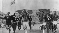 Трофеят от 1958-а е първи от общо петте в историята на Бразилия