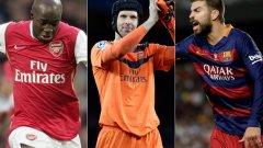 """Преди дербито Арсенал - Челси, британският """"The Telegraph"""" припомни 12 играчи, които грандовете не трябваше да продават."""
