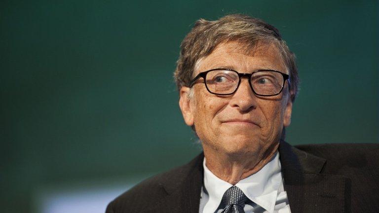 2. Бил Гейтс (Microsoft) Държава: САЩ Богатство: 96,5 милиарда долара
