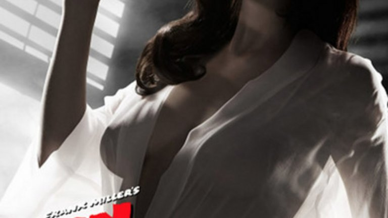 Sin City: A Dame To Kill For / Град на греха: Жена, за която да убиваш  Постерът на втория филм по Sin City е забранен за прекалената голота на Ева Грийн на него. Според регулаторите снимката на изкусителната актриса, играеща фатална жена, е твърде разкриваща и причина за това са очерталите се зърна на гърдите й под ефирния халат. Но все пак става въпрос за филм, който продава най-вече с наличието на пресексуализирани жени, насилие и оръжия.