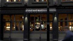 Ще можете да заповядате в Elevens Bar & Grill към края на пролетта. А ето и какво ще може да опитате в бара на Гарет Бейл...