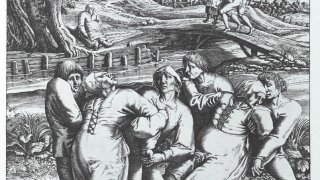 Да танцуваш до смърт: Танцът на Свети Йоан