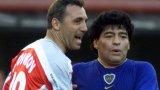 Стоичков за Марадона: Болката е огромна, но стискам зъби