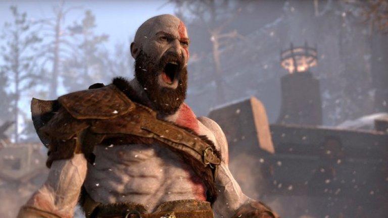 3.Крейтъс  Първа поява: God of War (2005)  Когато един спартанец тръгва на война срещу боговете на Олимп и я печели – и то в серия от феноменални игри – той няма как да не е на челно място сред незабравимите герои в гейминга. Поредицата God of War на Sony е еталон, еталон е и самият Крейтъс с неговите походи към отмъщение, осигурили незабравими часове на геймърите още от ерата на PlayStation 2. Предстоящото издание на God of War за PlayStation 4 вече ще е базирано на Скандинавската митология, а пред Крейтъс ще има нови предизвикателства.