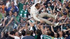Безспорно, най-големия си успех специалистът постигна под Аязмото, след като през 2010 година спечели Купата на България.