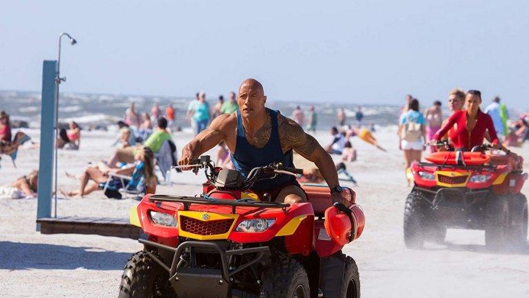 """В """"Спасители на плажа"""""""