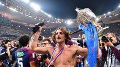 Адриен Рабио е сред най-добрите млади полузащитници в света