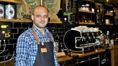Бариста Николай Григоров е и първият носител на титлата Еспресо Шампион на България от шампионата на Италианския национален кафе институт.