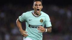 22-годишният Лаутаро Мартинес е бъдещето на Интер и Аржентина