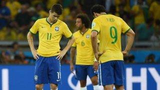 Историята на световните първенства помни и по-тежки поражения от това, което преживя снощи Бразилия