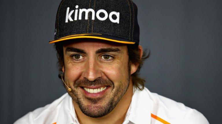 Една легенда се завръща във Формула 1 на 39 г.