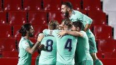 Реал Мадрид е на една победа от титлата