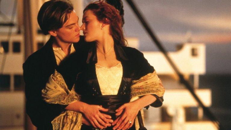 """Titanic/Титаник - Джеймс Камерън   Някои ненавиждат """"Титаник"""" и определят драмата на Камерън като твърде сладникава и сълзлива. Филмът обаче носи на създателя и актьорите рекордните 11 награди """"Оскар"""", а младият Леонардо ди Каприо в ролята на бедния художник Джак остава незабравим за много жени.   По тази причина те нямат нищо против за пореден път да се заредят с кърпички и да изгледат отново невъзможната любов между Джак и Роуз на фона на трагедията с кораба """"Титаник""""."""