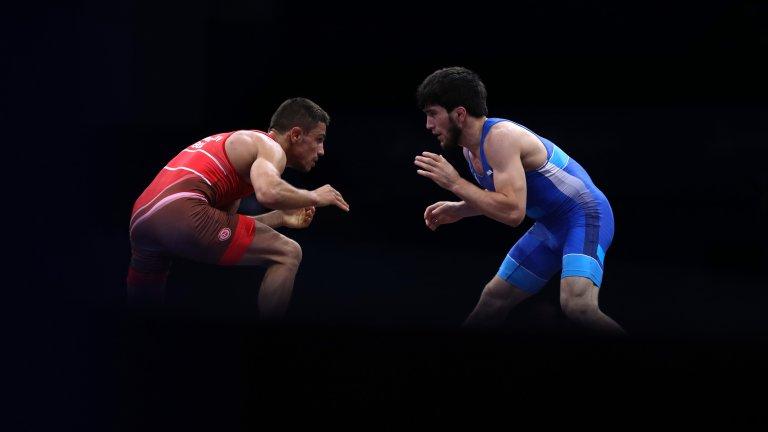 Георги Вангелов не успя да донесе първи медал при мъжете от Токио