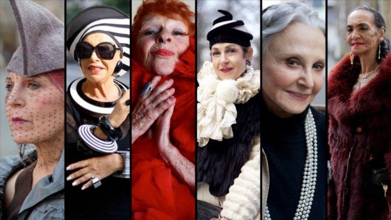 10. Ню Йорк: Мода за напреднали  Документалният филм е създаде по модния блог и книгата на Ари Сет Коен. Разказва за седем изключителни нюйоркчанки – жени на възраст между 62 и 95 години, които разчупват стереотипите за красота и остаряване с техния отличаващ се моден стил. Всяка от тях представя своя различен поглед към препятствията в живота, доказвайки, че възрастта е просто състояние на ума.