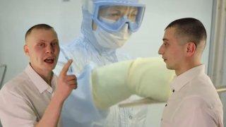 """Разбира се, посланието е, че чрез """"Спутник V"""" ще кажем """"Довиждане!"""" на коронавируса"""