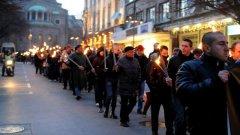 Шествието Луковмарш беше забранено за поредна година, заради сигнали за криминално проявени участници от чужбина