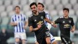 Юнайтед мачка в Лига Европа, Бейл се разигра срещу австрийци