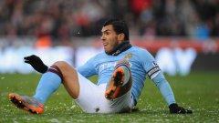 Дали наистина Карлос Тевес е размислил за напускането на Манчестър Сити?