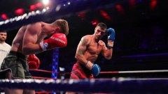 Наката дава реванш на румънец на SENSHI 6