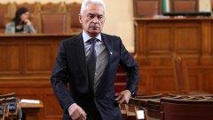 Той каза, че не вярва на вицепремиера Валери Симеонов