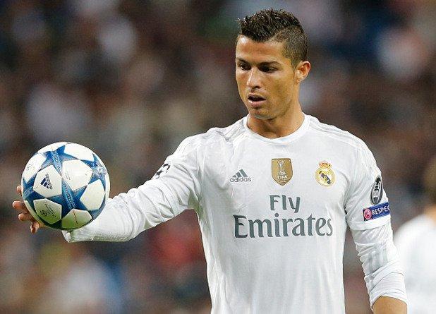 Нападател: Кристиано Роналдо (Реал Мадрид)